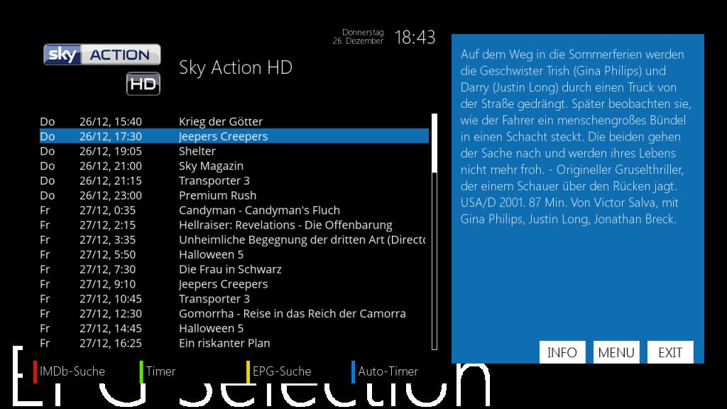 IMAGE] OpenATV 6 1 for VU+ SOLO 4K – VUPLUS4K