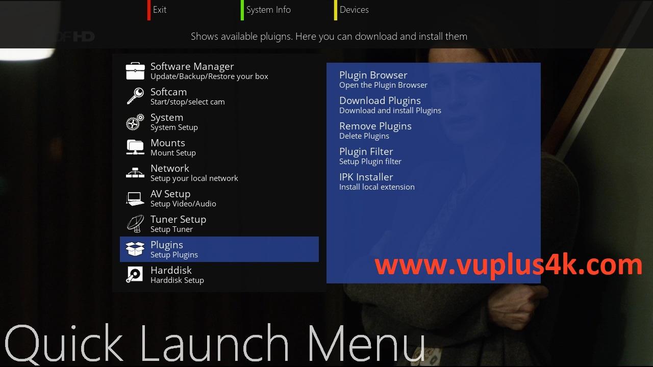 TUTORIAL] How to install MGcamd on OpenATV – VUPLUS4K