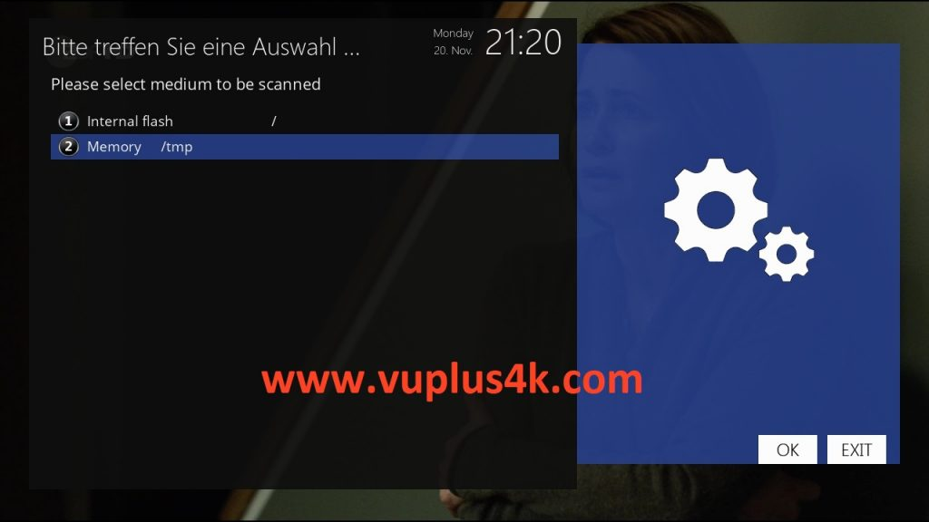 TUTORIAL] How to install OScam on OpenATV – VUPLUS4K
