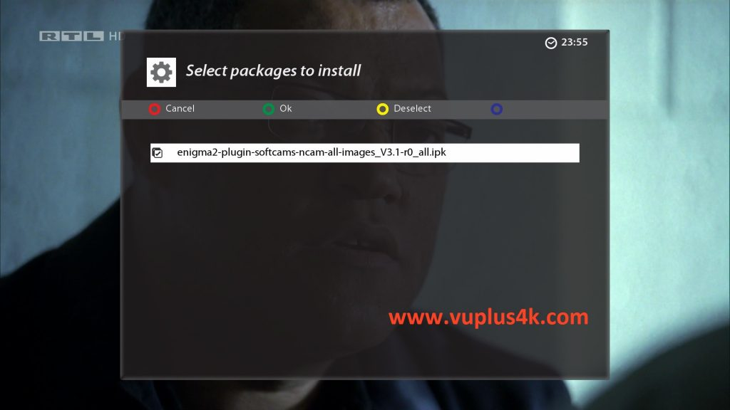 TUTORIAL] How to install NCAM on VTI – VUPLUS4K