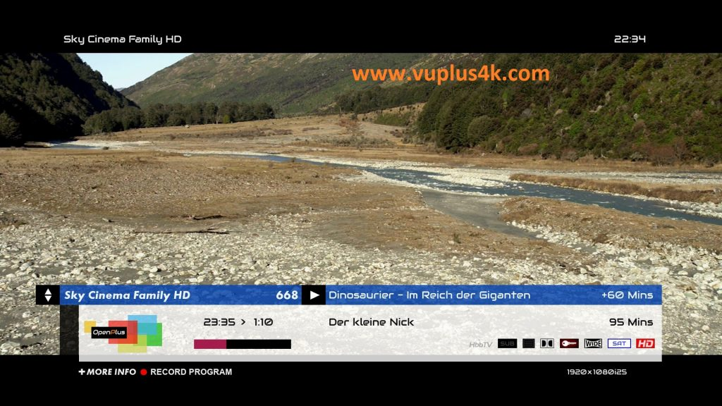 TUTORIAL] How to install OSCAM on OpenPLUS – VUPLUS4K