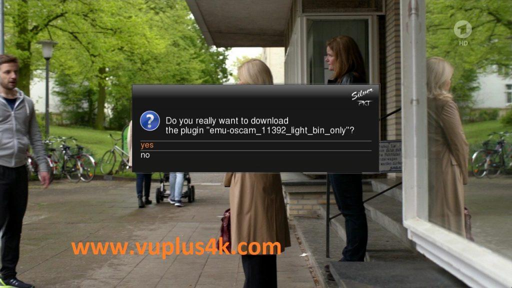 TUTORIAL] How to install OSCAM on Hyperion (PKTeam) – VUPLUS4K