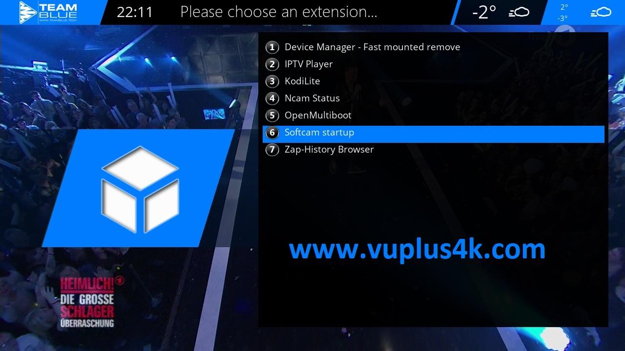TUTORIAL] How to install OScam on TeamBlue (GIGABLUE) – VUPLUS4K