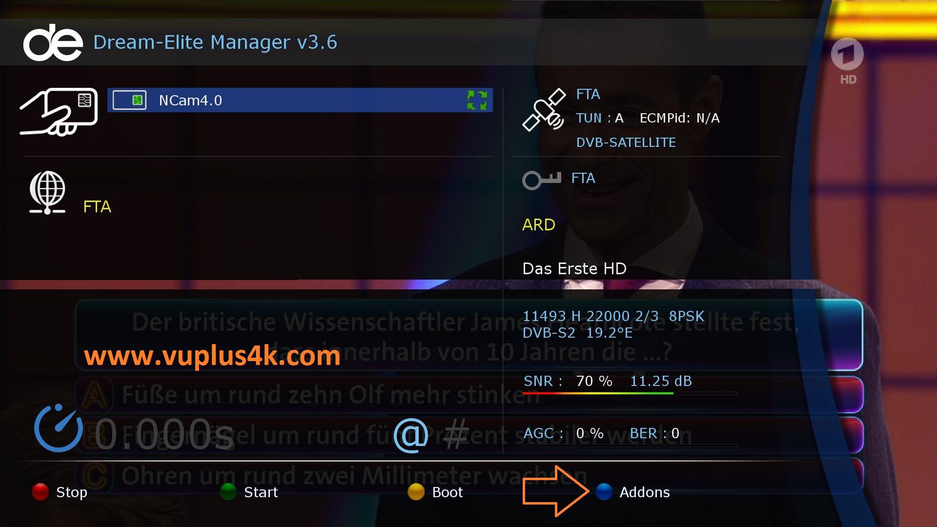 TUTORIAL] How to install OScam on DreamELite (DM900-DM920) – VUPLUS4K