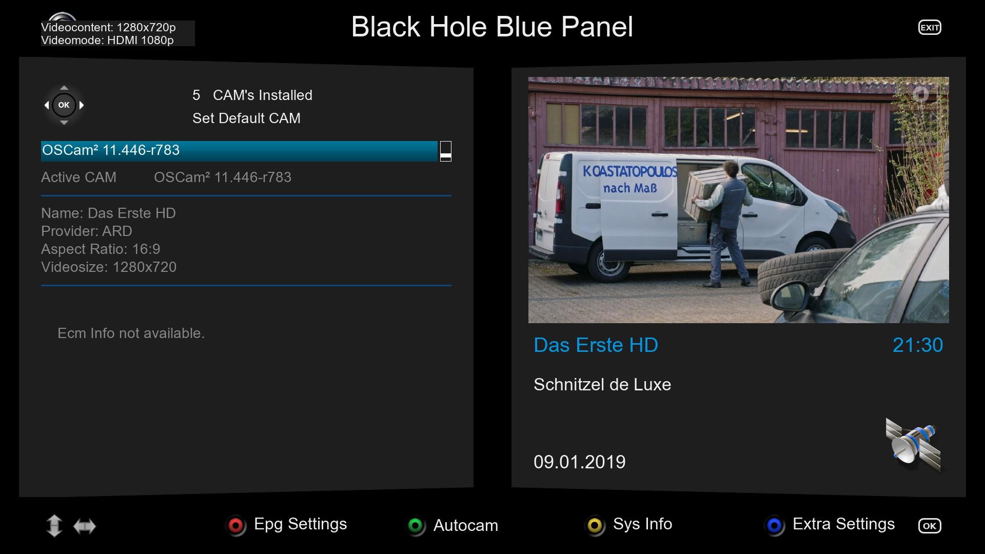 BACKUP] BLACKHOLE 3 0 8 for Vu+ UNO 4K SE (VUPLUS4K) – VUPLUS4K