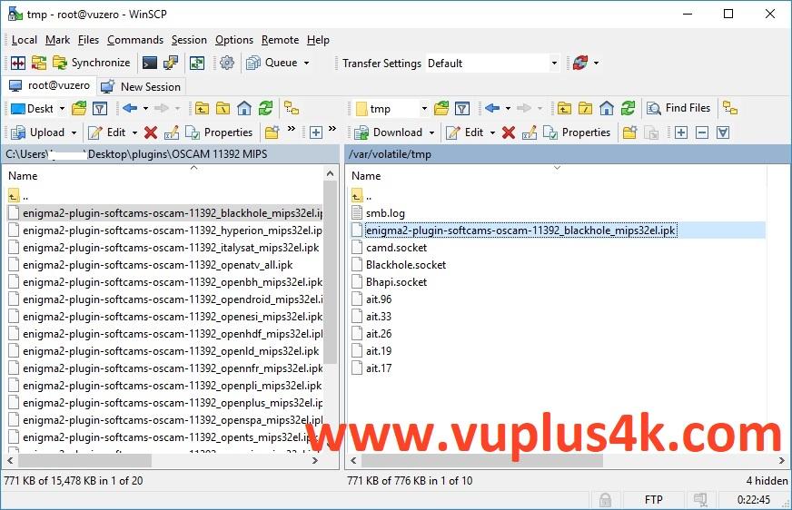 TUTO] How to install OScam on BlackHole | CCcam IPTV server