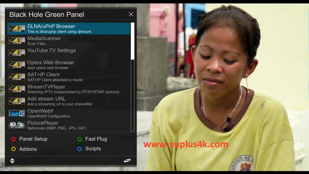 TUTO] How to install OScam on BlackHole | CCcam IPTV server