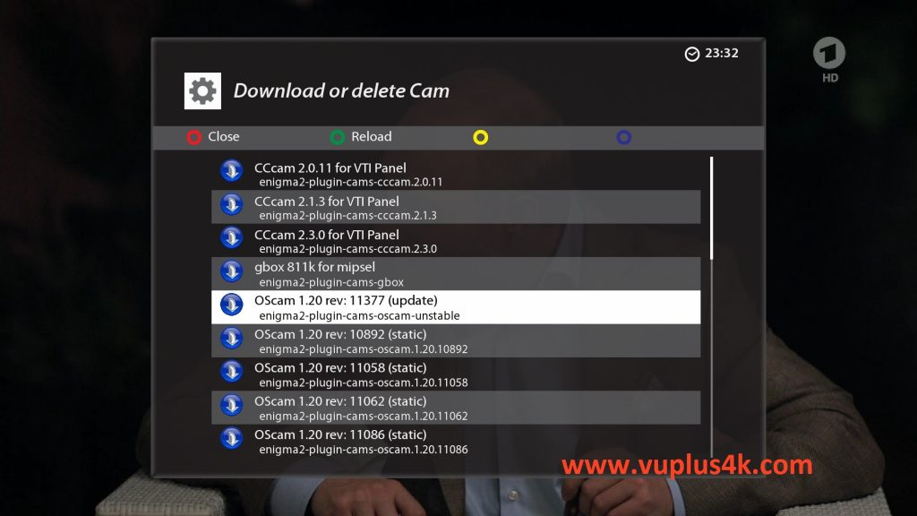 TUTO] How to install OSCAM on VTI | CCcam IPTV server