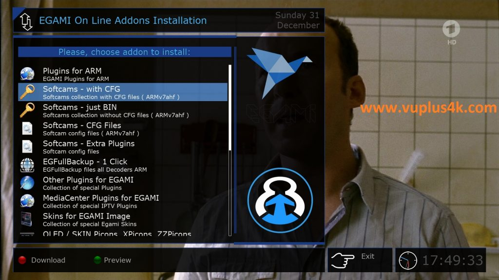 Oscam config download